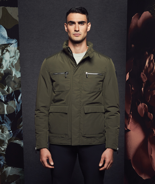 mild winter effect on parka coat sales nobis Robin Yates