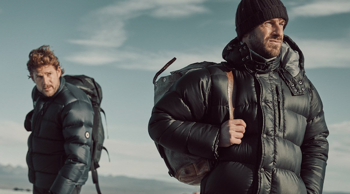 mild winter effect on parka coat sales shackleton london ian holdcroft