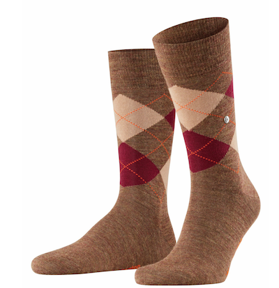 menswear seasonal fashion round up Burlington socks