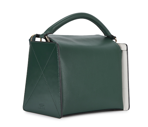 Box bag trend menswear mens Eudon Choi