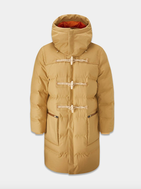 Gloverall Descente menswear product of the week best duffle coat
