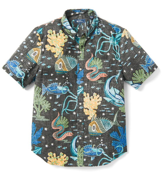 Label to know menswear Reyn Spooner Hawaiian Shirt holiday