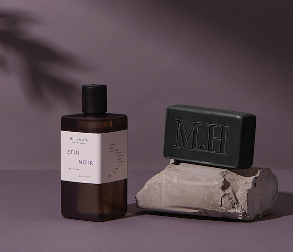 Miller Harris Etui Noir soap body wash