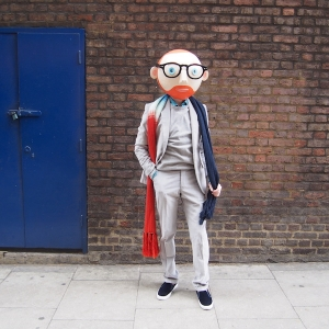 #OOTD 92 Chic Geek AW16 Collections Richard James