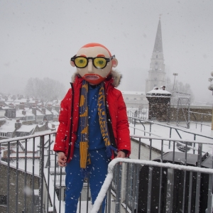 #OOTD 108  Beating The Beast From The East #Sponsored